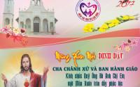 Thiệp chúc mừng năm mới Đinh Dậu 2017