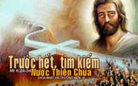 Ưu Tiên Tìm Kiếm Nước Trời