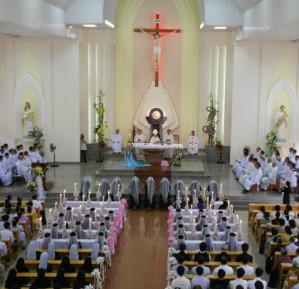 Nghệ thuật cử hành thánh lễ (2)