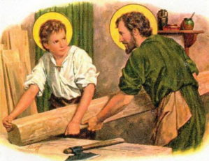Thánh Giuse Là Mẫu Gương Lao Động