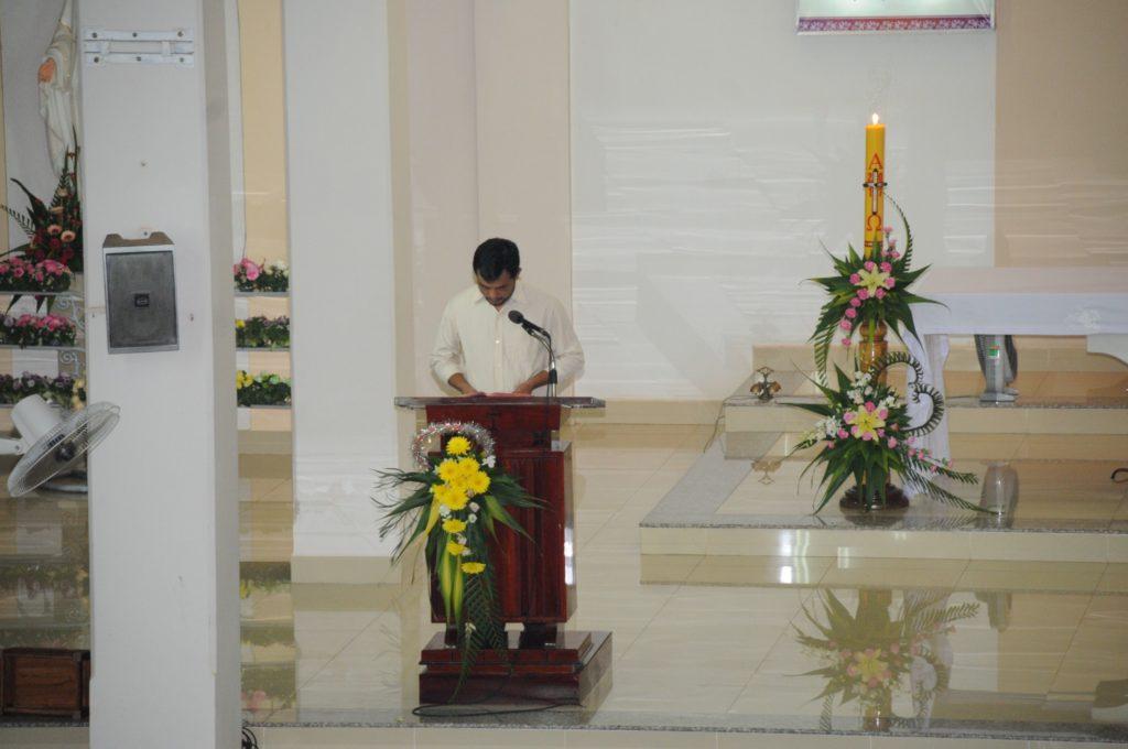 Thánh lễ mừng kính Thánh Philipphê tông đồ- Bổn mạng Cha Chánh xứ Đất Đỏ