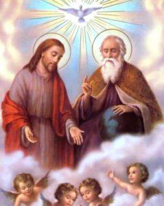 Tôi tin Chúa Ba  Ngôi