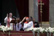Đức Thánh Cha kêu gọi đối thoại sau khi khi xảy ra bạo lực tại Giêrusalem