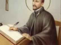 Ngày 31/07: Thánh IGNATIÔ LOYOLA Linh Mục (1491 – 1556)
