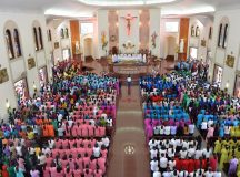 Giáo phận Bà Rịa: Mừng lễ kính Thánh nữ Mônica- Bổn mạng Giới Hiền mẫu Giáo phận