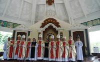 Hội Dòng Xitô Thánh Gia Khai Mạc Năm Thánh Mừng Kỷ Niệm 100 Năm Thành Lập Dòng (1918 – 15/8 – 2018)