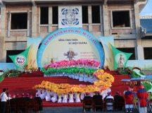 Khai mạc Đại hội Thánh Mẫu toàn quốc La Vang lần thứ 31