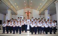 Giáo xứ Đất Đỏ: 39 em thiếu nhi Rước Lễ lần đầu