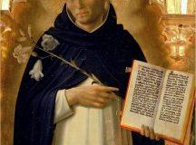 Ngày 8/8: Thánh ĐAMINH Linh mục (1170 – 1221)