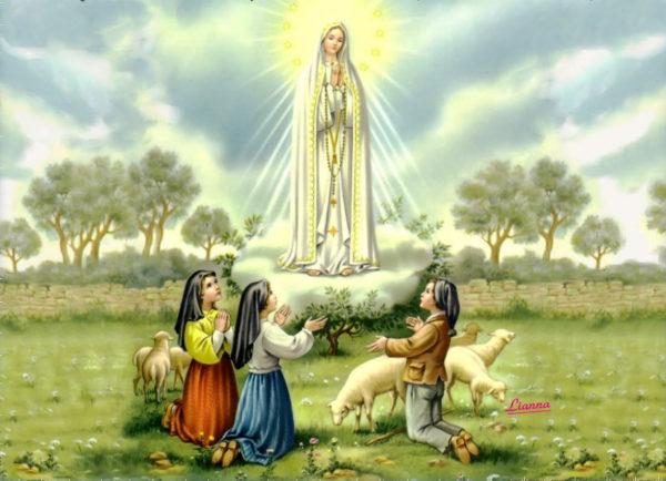 Sứ điệp Fatima – Giáo xứ đất đỏ